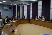 RPC executives participated in the meeting of the Council of the All-Russian Federation of Sports for Persons with Physical Impairments in Elista.
