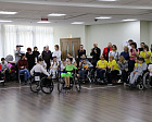 "The first competition day of Traditional Paralympic Sport festival ""Parafest"" finished in the Sport Hall of the RPC head-quarters"