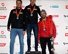 The Russian National Para Alpine Skiing Team won 4 gold and 5 silver medals at the International Competitions in Netherlands.