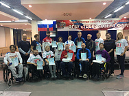 The Russian Paralympic Committee held an Anti-Doping seminar at Sport Center of the Ministry of Sport of the Russian Federation in Lobnya (Moscow Region) for the members of National Sport Teams of Russia in Wheelchair Fencing