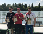 Par Canoe and Rowing Cup of Russia finished in Krasnodar