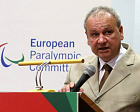 A message from European Paralympic Committee Ratko Kovacic on postponed Paralympic Games