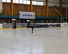 "The Open Sledge Hockey Cup ""The Courage Cup"" started in the Umka Ice Palace in Moscow"