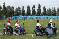 Russian para archers took one gold and three silver medals at 2017 World Archery Para Championships in Beijing, China