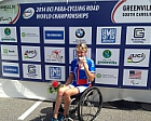 #trainingtogether with the Paralympic Games bronze medalist, winner and repeted prize winner of the World Championships in Para Cycling among PI Athletes Svetlana Moshkovich
