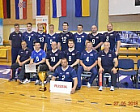 #trainingtogether with the Men's National Sitting Volleyaball Team