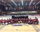 Russian National Ice Sledge Hockey Team ended with triumph their tournament in Ostersund by claiming their first European title at the 2016 IPC Ice Sledge Hockey European Championships.