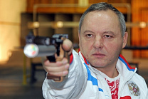 PI SHOOTING ATHLETE ANDREI LEBEDINSKIY TAKES SILVER AT WORLD CUP STAGE IN CROATIA