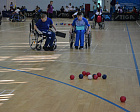 Moscow boccia players have conquered the greatest number of medals at the Junior Championship of Russia in the Tula Region