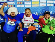 The representative of the Republic of Dagestan Musa Taimazov won the bronze medal on the fourth day of the IPC World Para Athletics Championships in Dubai.