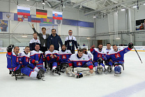 Slovakia's National Para Ice Hockey Team gave a high rating to the organization of The Continental Cup 2019 in Sochi.