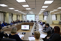 Pavel  Rozhkov at the RPC office held a joint meeting of working groups for preparation for participation in the Paralympic Games 2020 in Tokyo and Paralympic Games 2022 in Beijing
