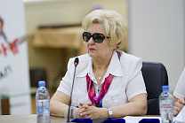 RPC CONGRATULATES VICE-PRESIDENT OF THE RPC, THE PRESIDENT OF THE BLIND SPORTS FEDERATION L.P. ABRAMOVA WITH RE-ELECTION TO THE POST OF THE MEMBER OF THE EXECUTIVE COMMITTEE OF THE INTERNATIONAL BLIND SPORTS ASSOSIATION
