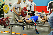 About 220 athletes will participate in Para Powerlifting competitions – Russian Championship among VI Athletes and Russian Cup among PI Athletes in Bryansk.