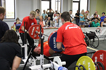 IN THE CITY OF TAMBOV WERE COMPLETED THE ALL-RUSSIAN COMPETITIONS IN POWERLIFTING FOR PERSONS WITH PHYSICAL IMPAIRMENTS