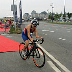 In Kazan, the winners of All-Russian competitions in Paratriathlon were identified