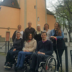 Mikhail Terentiev took part in the IPC Athletes' Council meeting, held in Bonn (Germany)