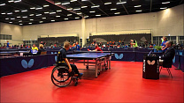 The Russian National Para Table Tennis Team won 1 gold, 3 silver and 1 bronze medals at the International Tournament in China.