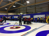 RUSSIAN NATIONAL TEAM OF WHEELCHAIR CURLING BECAME THE WINNER OF THE COMFORTABLE PART OF THE TOURNAMENT «KISAKALLIO OPEN 2018»
