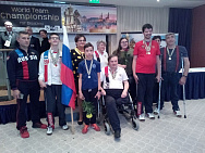 1st FIDE World Team Chess Championship 2018 for the Disabled successfully finished