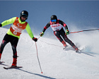 The Russian National Para Alpine Skiing Team won 1 gold, 3 silver and 1 bronze medals of the European Cup in Switzerland