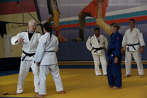 The Russian National Judo Paralympic Team among athletes with visual disabilities participated at the World Championship in Portugal.