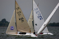 Results of Russian National Para Sailing Championships in Bortlino