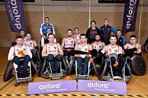The Russian national Wheelchair Rugby team is going to participate in the B Division European Championships