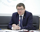 Andrey Strokin in Moscow took part in the meeting of the RUSADA Supervisory Board
