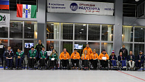 "The team from Sverdlovsk region ""Rodnik"" became the champion of the All-Russian Curling on wheelchair Cup"