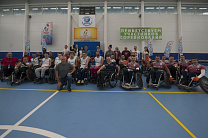 THE MOSCOW WHEELCHAIR RUGBY TEAM BECAME THE WINNER OF THE 2018 ST. PETERSBURG CUP ON WHEELCHAIR RUGBY