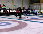 Russian national curling in the wheelchair team won the fifth place at international competitions in Finland