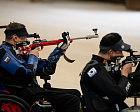 Russian National Team won the bronze medal on the third day of the IPC World Para Shooting Championships.
