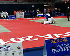 RUSSIAN VI JUDO TEAM ROUNDS UP EUROPEAN CHAMPIONSHIPS WITH SECOND PLACE