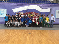 Russian National U-19 Goalball Championships finished in Ramenskoe, Moscow Region