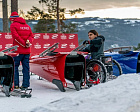 IBSF applies to include Para Bobsleigh for Paralympics Milan/Cortina 2026