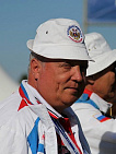 "THE HEAD COACH OF THE RUSSIAN NATIONAL PARA ARCHERY TEAM VICTOR SAPUNOV: ""THE RUSSIAN ATHLETES ARE BY RIGHTS ONE OF THE STRONGEST IN THE WORLD"""