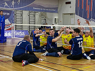 MEN'S TEAM OF SVERDLOVSK REGION AND WOMEN'S TEAM OF MOSCOW BECAME THE RUSSIAN CHAMPIONS IN SITTING VOLLEYBALL