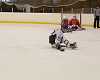 Yugra showed their power at the first stage of Russian sledge hockey championships