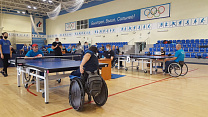 The All-Russian Table Tennis competition among PI Athletes was held in Bryansk.