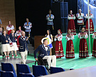 Solemn ceremony of support for the Russian Paralympic Athletes launched in Moscow