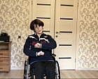 #trainingtogether with a Master of Sports of Russia in Wheelchair Dancing Elena Shilyaeva