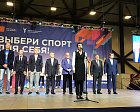 "The XIII Public Action "" I Choose Sport""- organized by the Government of the St. Petersburg, was attended by the first Vice President, the Chairman of the RPC Executive Committee Pavel Rozhkov."