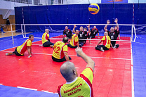 Four men's and five women's teams will take part in the Russian Sitting Volleyball Championship.