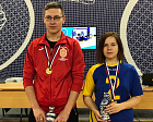 Winners of the Russian Goalball Championship among VI Athletes are determined in Ramenskoe.