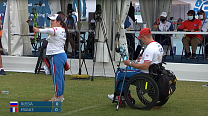 Russian archers took part in 7th Fazza Para Archery World Ranking Tournament and won 3 gold and 1 silver medals.