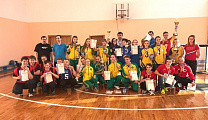 KRASNODAR REGION TORBALL JUNIOR TEAMS ARE STRONGEST IN RUSSIA