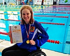 #trainingtogether with repeated champion and prize winner of the Russian Championships in Para Swimming among PI Athletes Natalya Seryakova