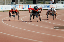35 national records were established at the Russian National Athletics Championships for persons with Physical Impairments in Chelyabinsk