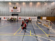 The Russian National Women's Team in Goalball became a silver medalist of the International tournament in Spain